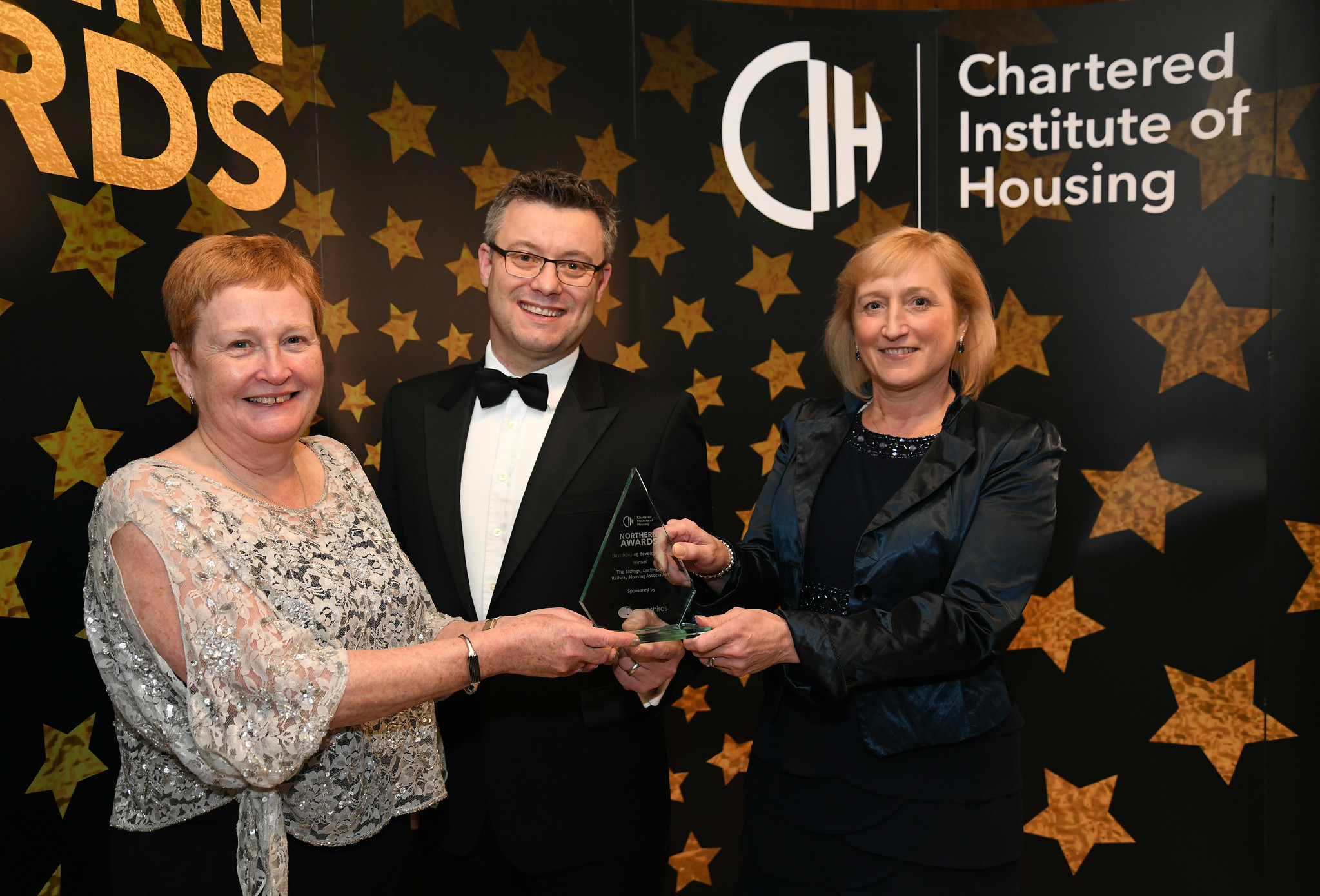 And the award goes to...Us! - Railway Housing Association
