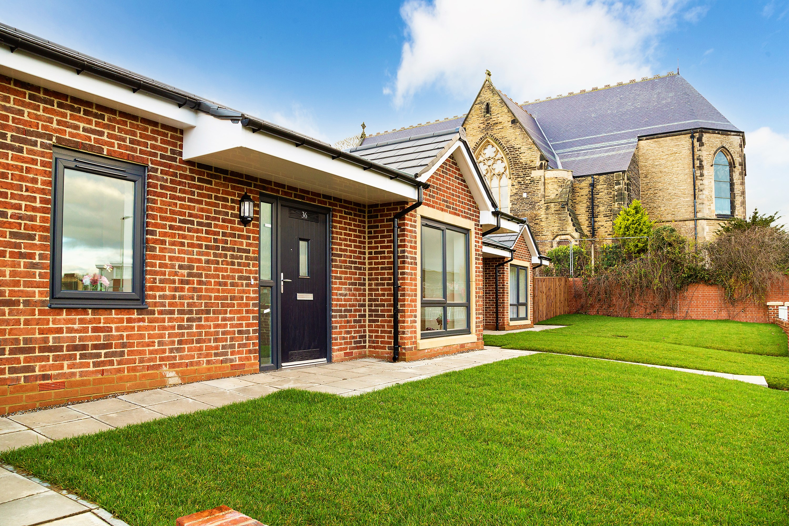 New homes - Railway Housing Association