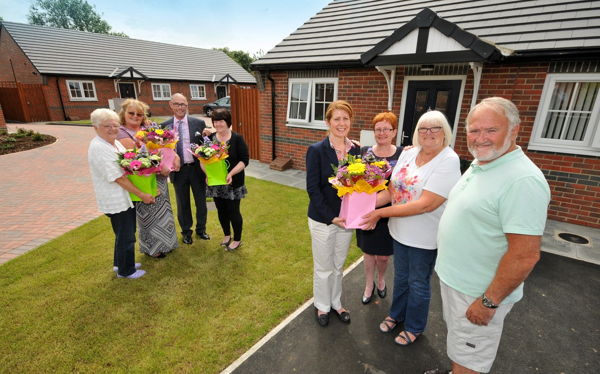 Top rating  - Railway Housing Association