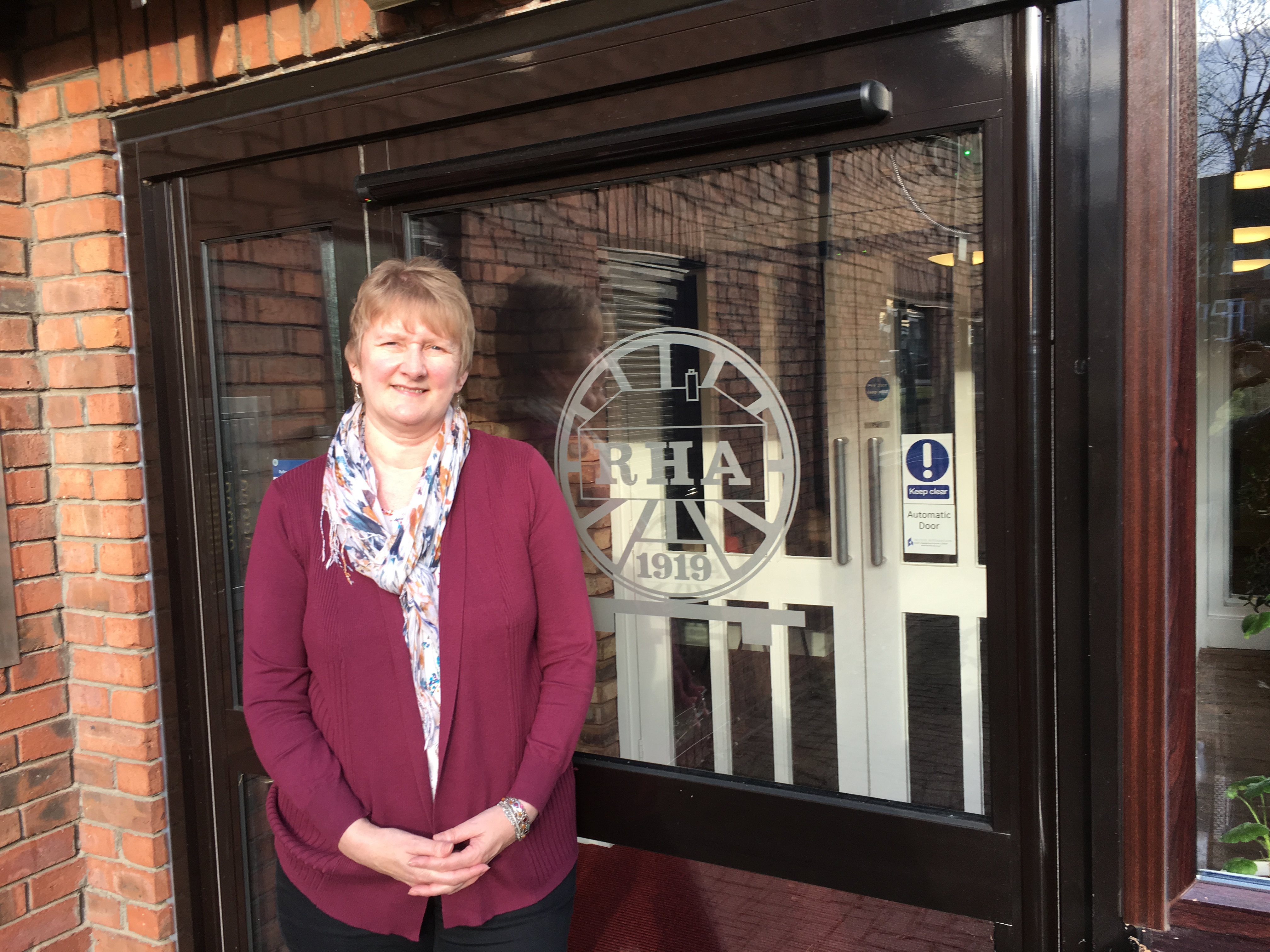 Railway People - Clare Richardson - Railway Housing Association