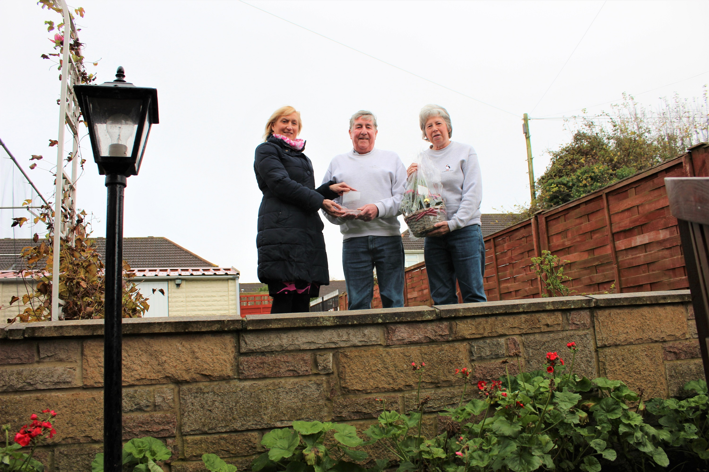 Best Kept Garden competition - Railway Housing Association