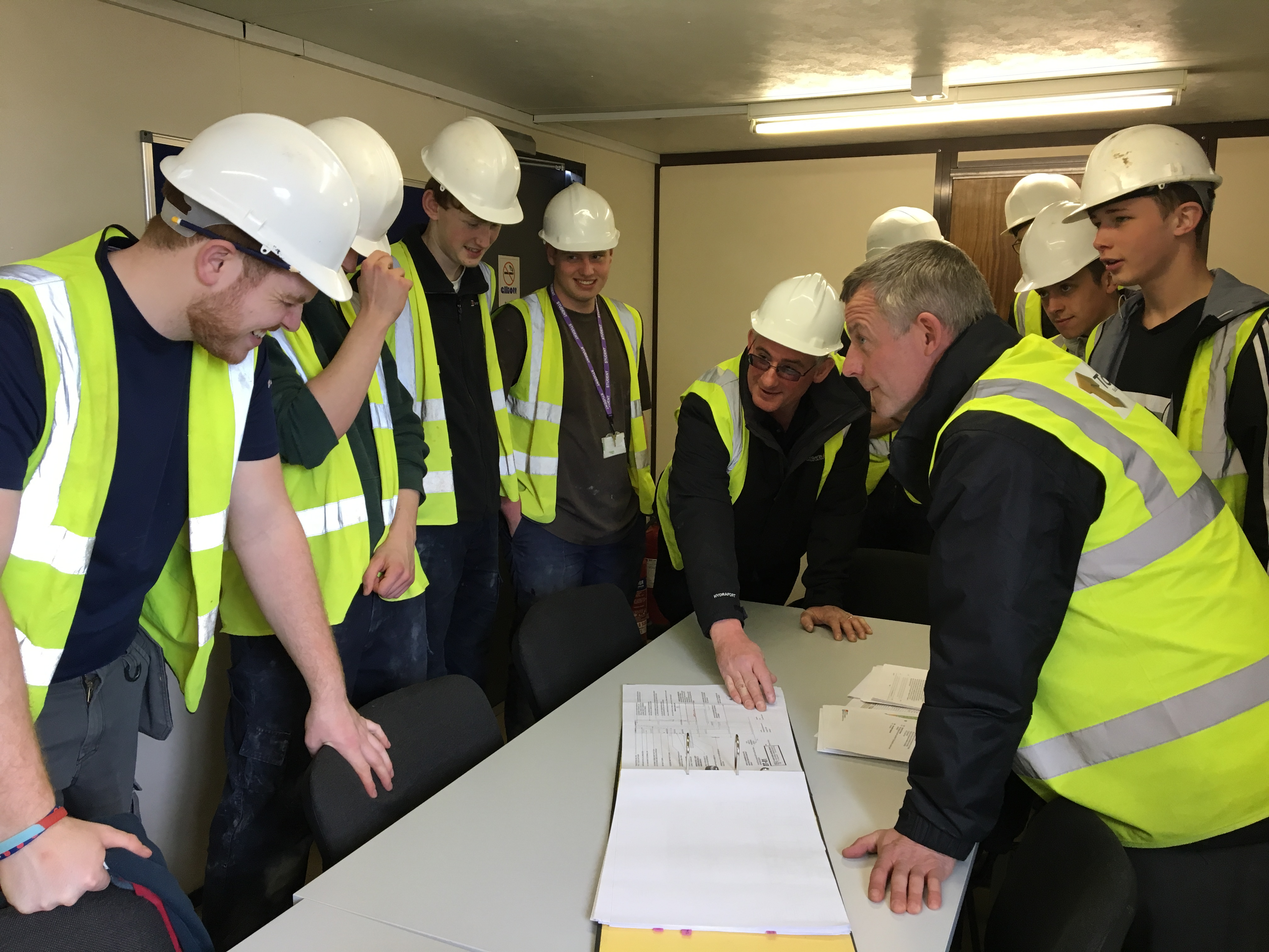 Hands on experience - Railway Housing Association