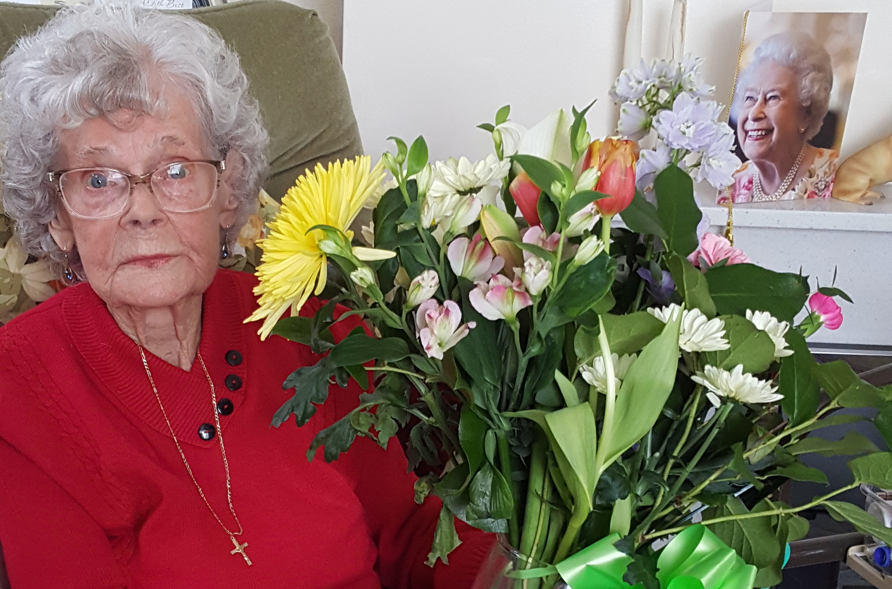 Vera turns 100 - Railway Housing Association