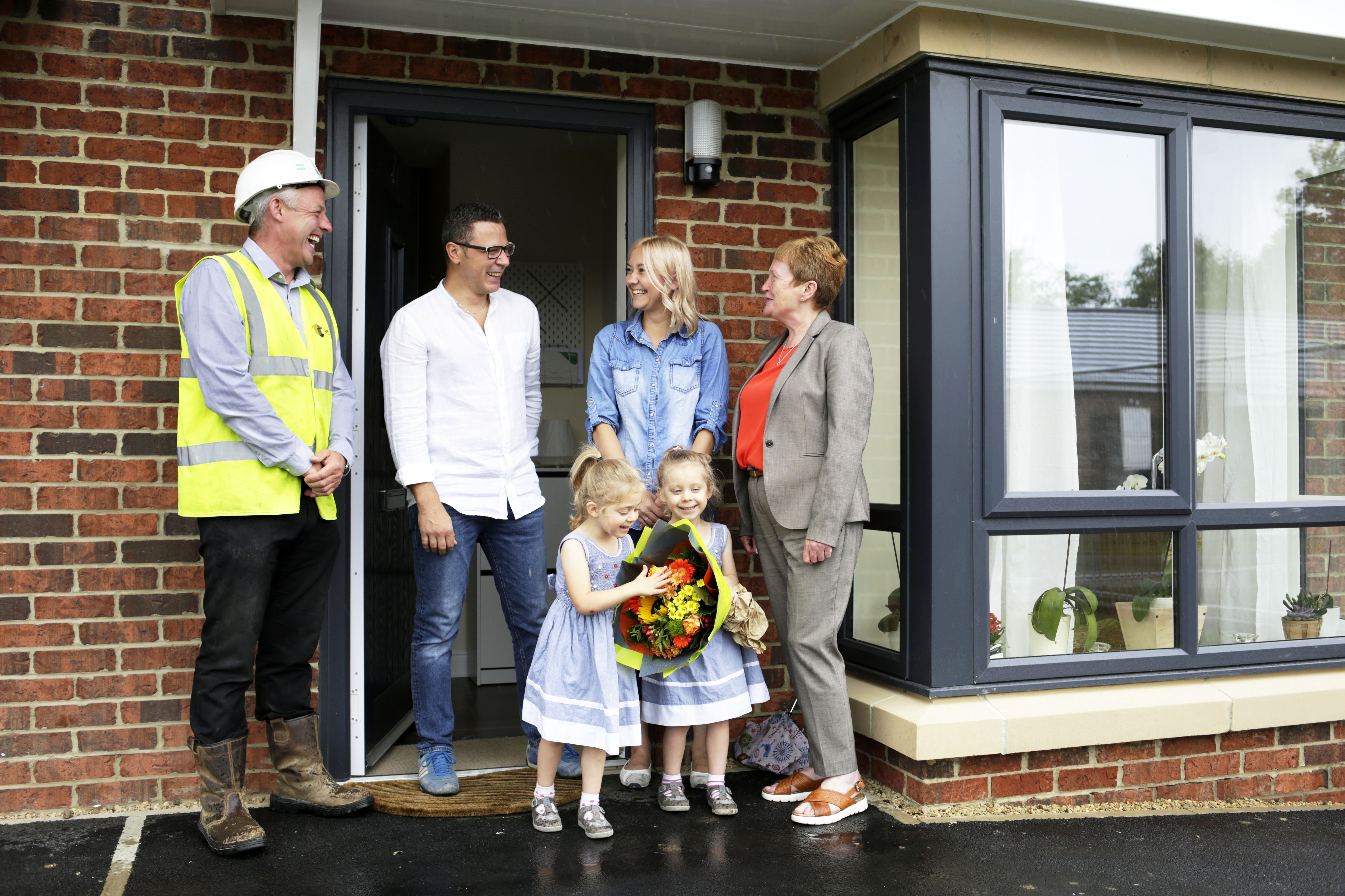 New homes in Darlington - Railway Housing Association